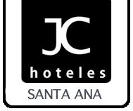 JC Hoteles Santa Ana